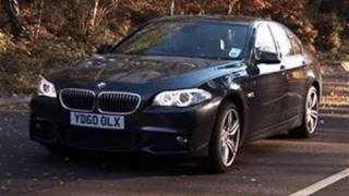 BMW 535d video review 90sec verdict