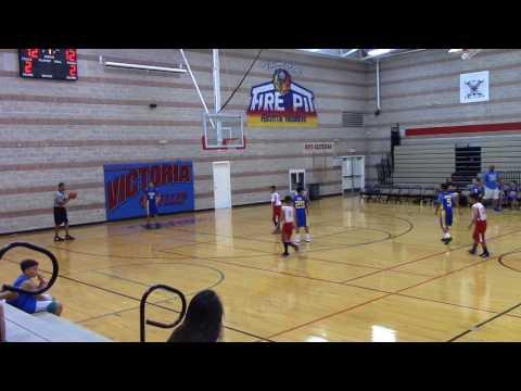 2017 08 05 Hollywood Dodgers Ninjas Basketball vs. Bruins - HD Las Vegas Tournament Game 1 of 3
