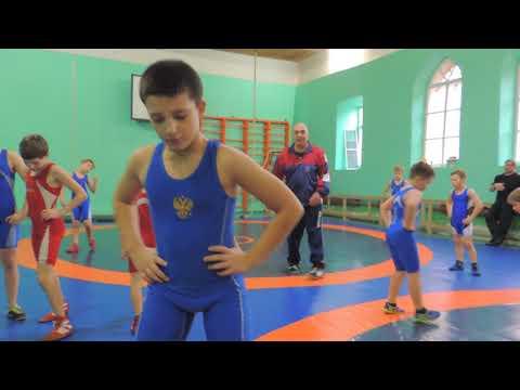 """Мастер-класс по вольной борьбе в клубе """"Пересвет"""" (тренировка 3)"""