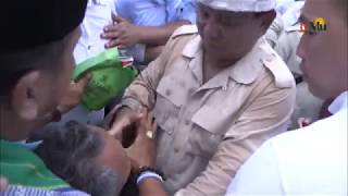 Prabowo Kampanye Di Bali