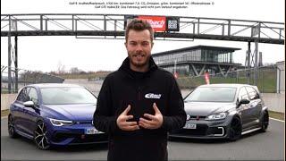 Update von Benny Leuchter zum Azubi Tuningprojekt GTE HyRACER // Volkswagen Group Retail Deutschland