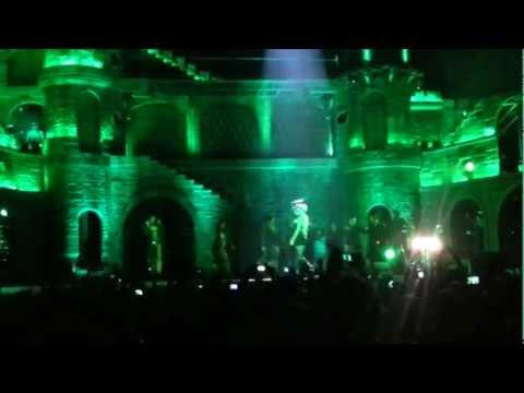 Lady Gaga - Heavy Metal Lover - The Globe 2012 - F
