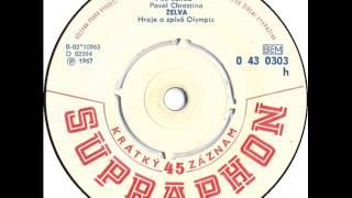 Olympic - Želva [1967 Vinyl Records 45rpm]