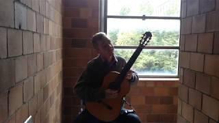 C.P.E. Bach Keyboard Sonata in B minor H.245: Andrew Wilder, Guitar