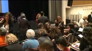 Dr. Michael Laitman meeting with UNESCO Director-General Irina Bokova