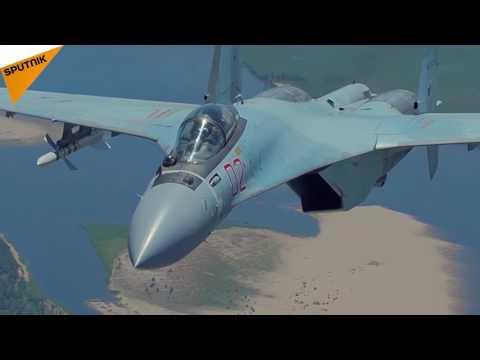 Russian SU 35 S Fighter Jet Enters Service