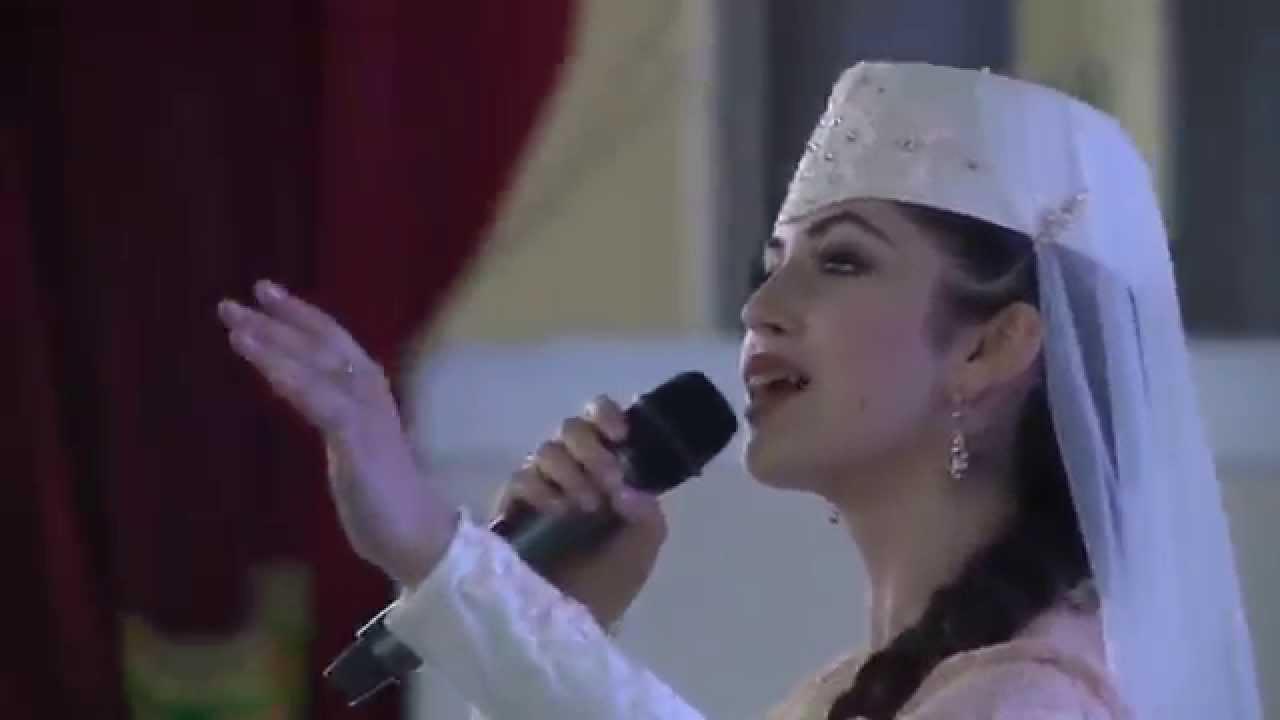 Ингушская певица дана шаухалова сан безам