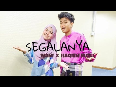 Segalanya - Haqiem Rusli ft Wani ( Acoustic Version )
