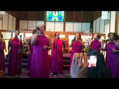 This place by Tamela Mann song by Tomekya Johnson