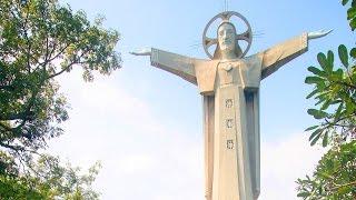 Tham quan Tượng Chúa Kitô ở Vũng Tàu
