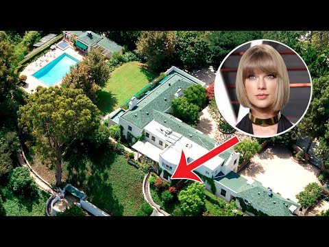 Top 10 Most Expensive Female Singer's Mansion Home
