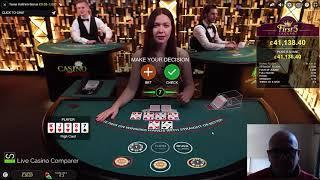 Evolution Texas Hold'em Bonus Poker