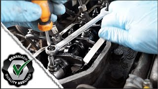 Basic 300tdi engine condition checks - The Fine Art of Land Rover Defender Overhaul