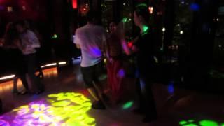 2015 -May-31: LambaZouk (Lamba Tres) - Cherie Thum leading 2 guys (Min & Peter)