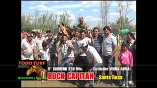 BUCK CAPITAN    TODO TURF Concaran 17 10 2015