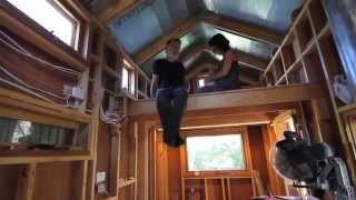 Why Go Tiny? - Interview & Tour With Fred Schultz Of Fred's Tiny Houses