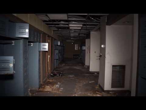 Abandoned, Claustrophobic NJ Electrical Control Complex