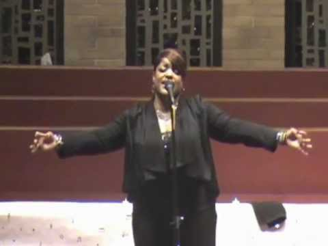 Wilson Family Concert - Anita Wilson -