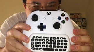 Xbox One S - Mini Keyboard (Chat Pad) by DOBE