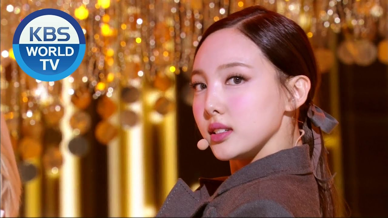 TWICE(트와이스) - I CAN'T STOP ME [Music Bank / 2020.10.30]