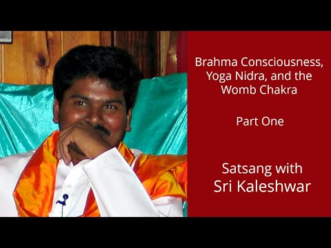 Brahma Consciousness, Yoga Nidra & the Womb Chakra, Part 1