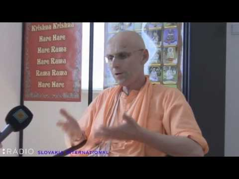 The Hare Krishna Movement in Slovakia (Full-length interview)
