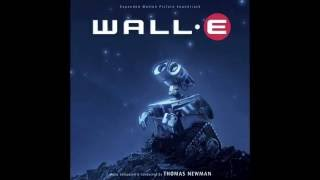 Space Dance -- Wall-E Expanded Motion Picture Score