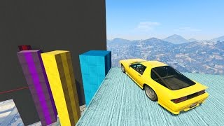 100.000% IMPOSIBLE! SALTOS IMPOSIBLES! FINAL!! - GTA V ONLINE