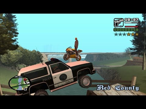 Starter Save - Part 6 - GTA San Andreas PC - complete