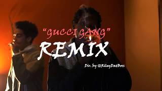 """Lanze - """"Gucci Gang"""" Official Music Video (Lil Pump Remix)"""