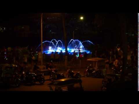Ormoc City fountain