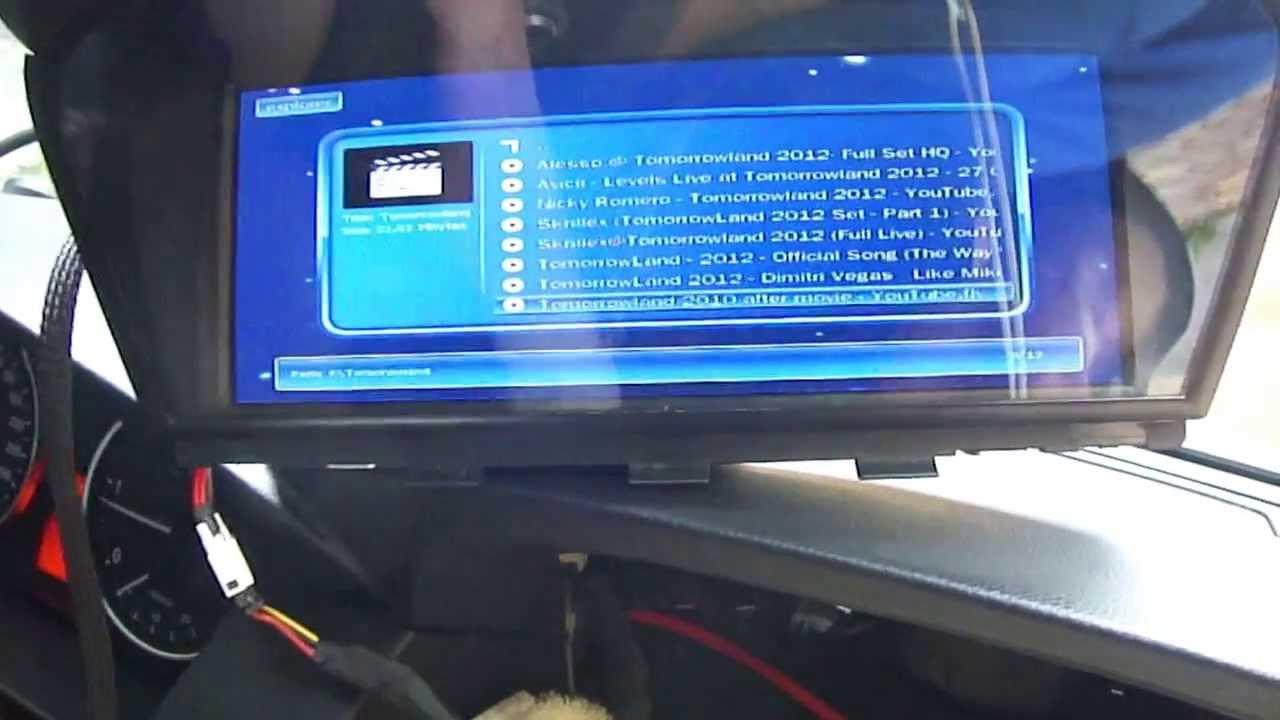 BMW E60 CIC PIP multimedia video interface HD player www bmwtuning hu