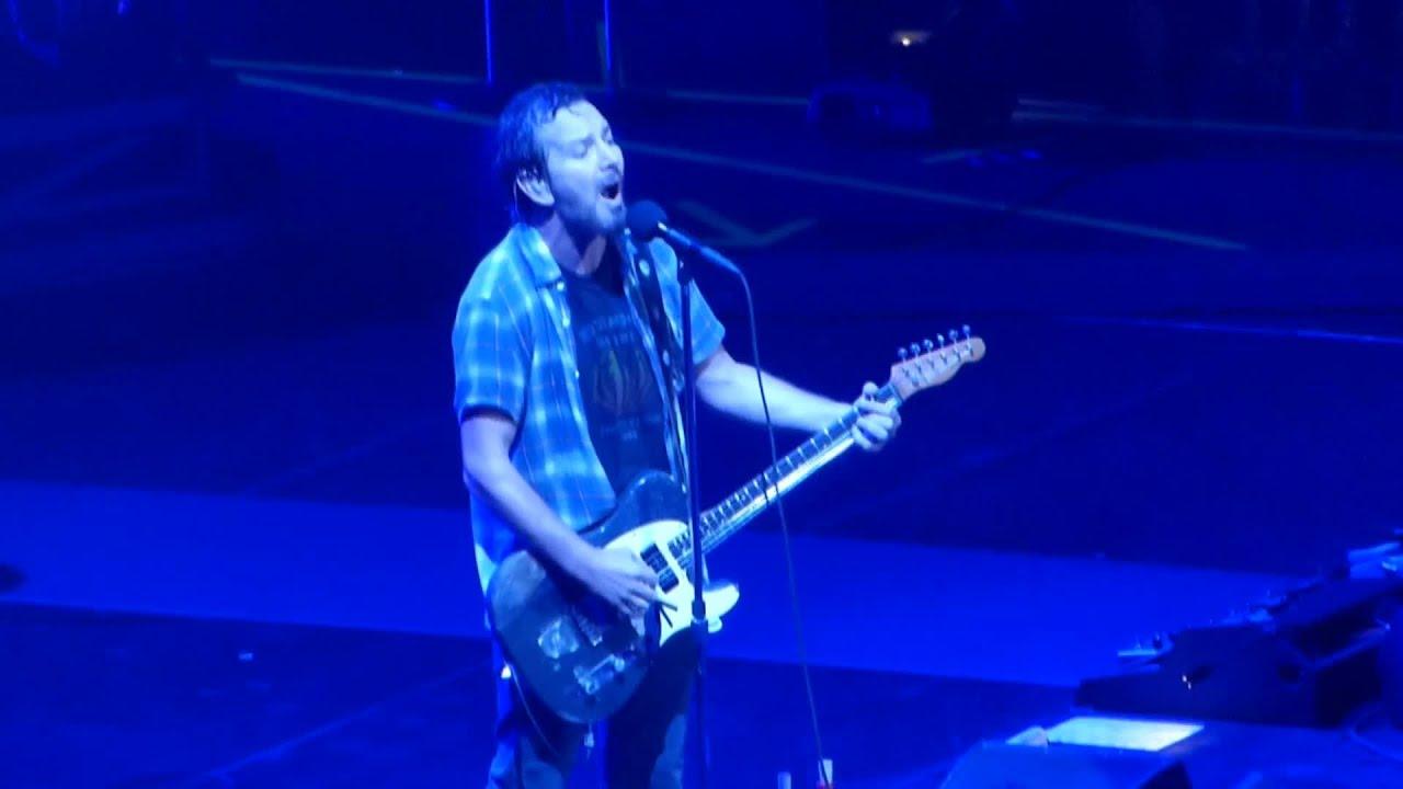Pearl Jam: Better Man [HD] 2013-10-15 - Worcester, MA