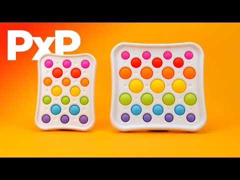 Dimpl Pops are the ultimate bubble-popping fidgets! | A Toy Insider Play by Play