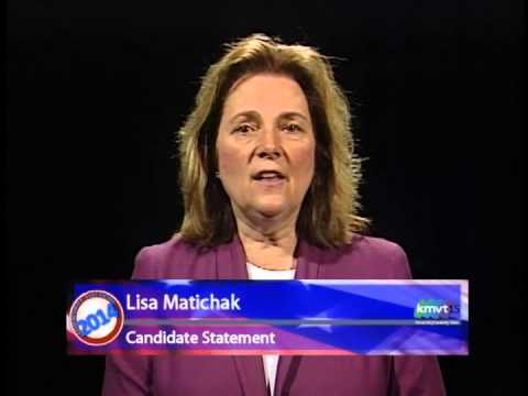 Mountain View City Council Candidate Statements -Lisa Matichak