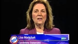 Mountain View City Council Candidate Statements -Lisa Matichak