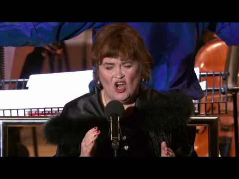 """Susan Boyle -  Performance """"BBC Radio Scotland """"  Pudsey Goes to the Musicals 2016"""