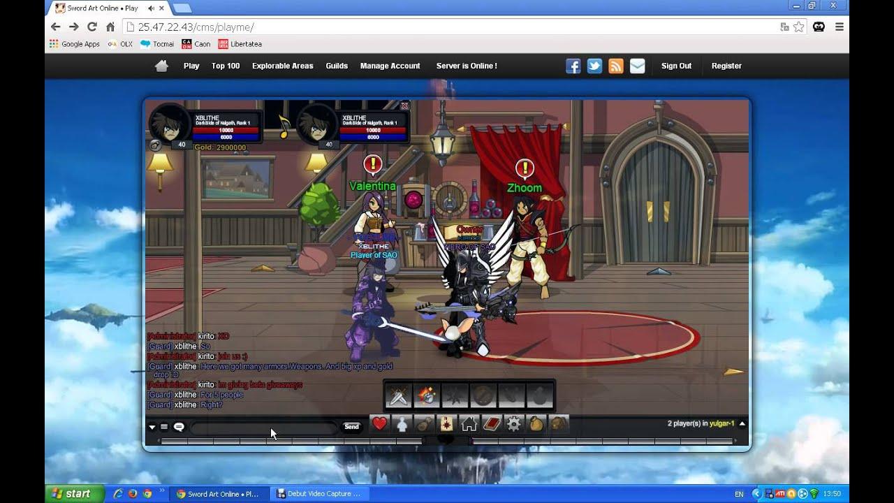 Fansub Review: [UTWoots] Sword Art Online (Episode 02)