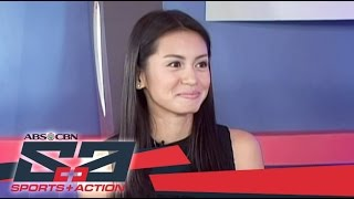 The Score: Will Ateneo volleyball star Denden Lazaro enter showbiz industry?