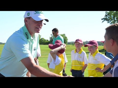 First Tee Of South Central Wisconsin Youth Day 2016  | @AmFam®