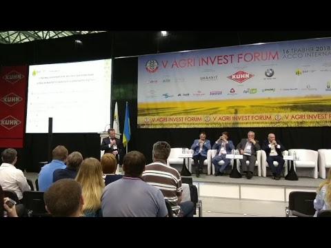Agri Invest Forum 2018