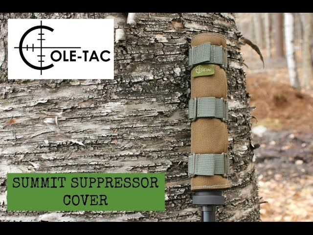 Summit Suppressor Cover from Cole-Tac