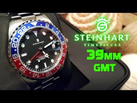 Steinhart 39mm GMT Full Review