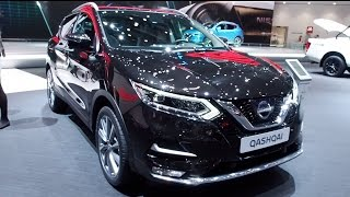 The All New 2017 Nissan Qashqai In detail review walkaround Interior Exterior