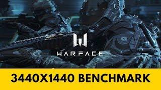 Warface - PC Ultra Quality (3440x1440)