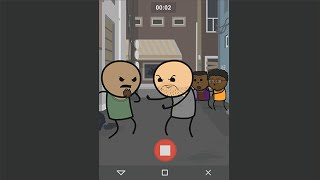 Fist Fight - Cyanide & Happiness Shorts