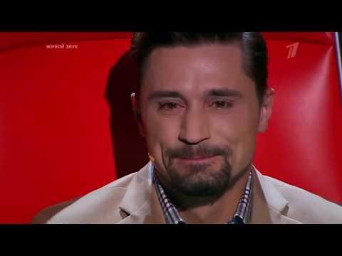 Песня Андрея Губина довела до слёз Билана и Пелагею!!! #Голос
