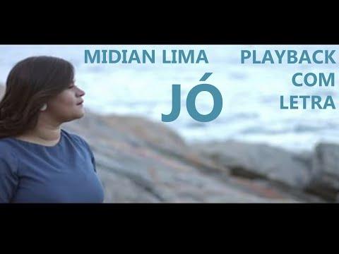 jó---playback-com-letra---midian-lima