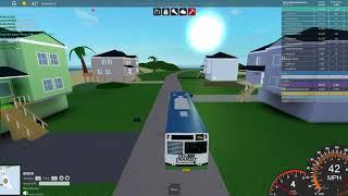 MCTron : Ulitmate Driving : Roblox : Transit Worker