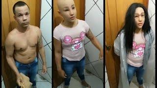 Brezilya: Kadın kılığında kaçma girişimi gardiyanlara takıldı